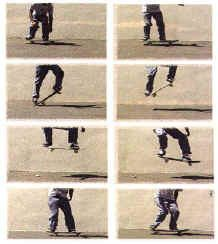 Comment faire un ollie - Comment faire du skateboard ...